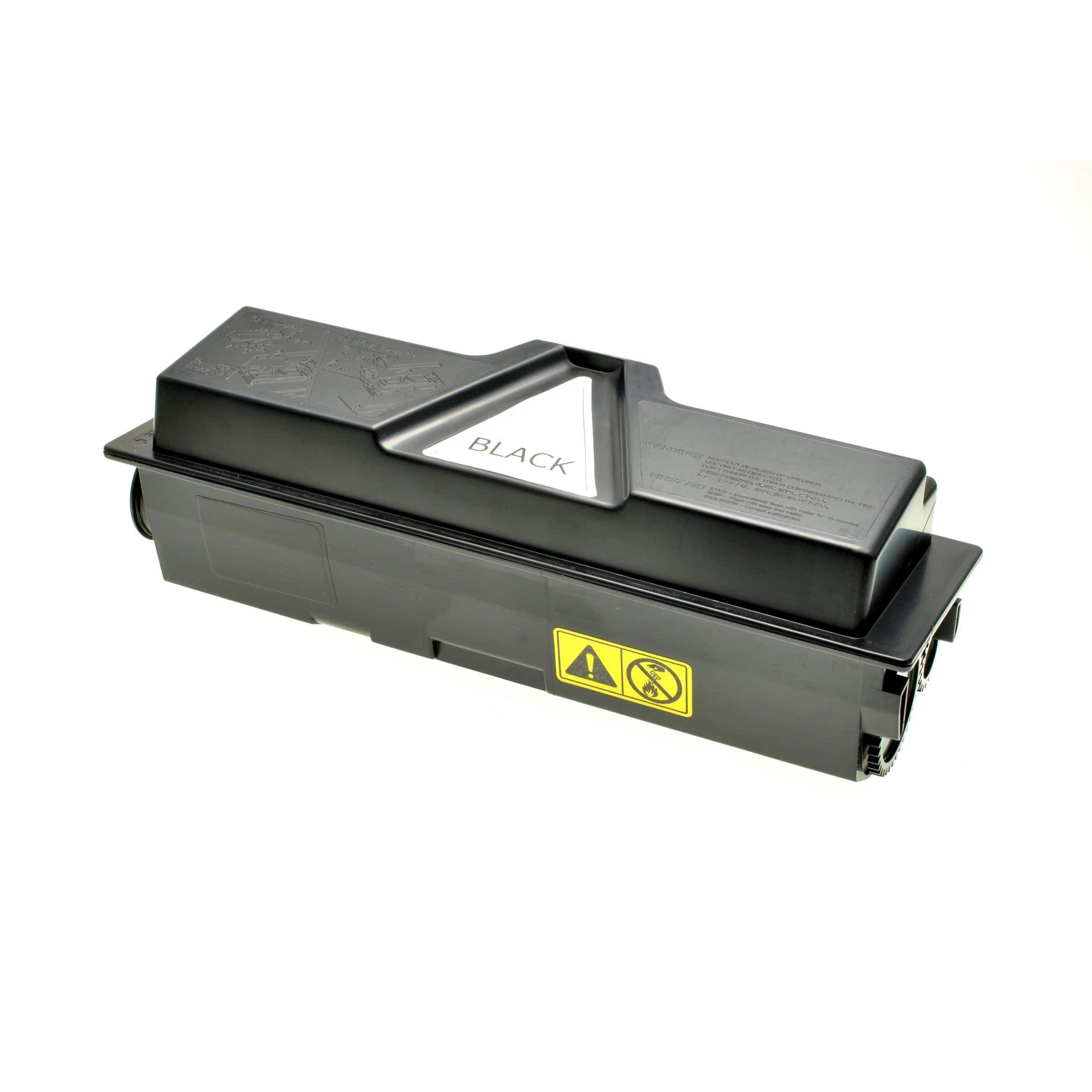 Utax Cartouche de Toner pour Utax 613511010 noir compatible (de marque ASC)