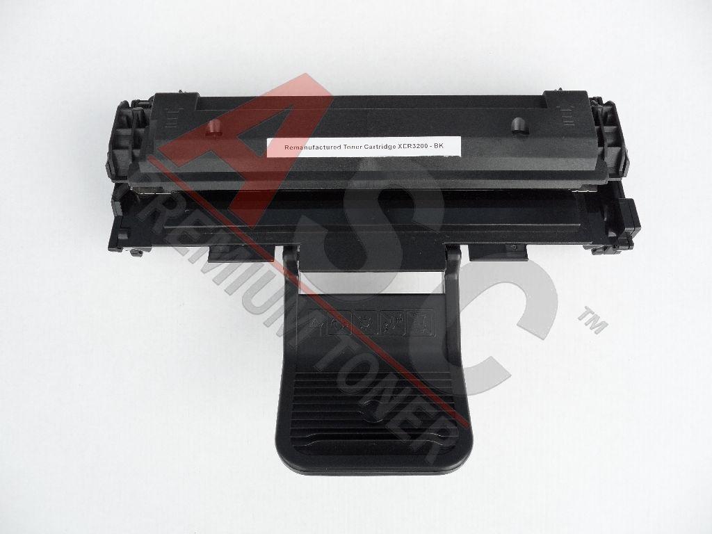Xerox Cartouche de Toner pour Xerox 113R00730 noir compatible (de marque ASC)