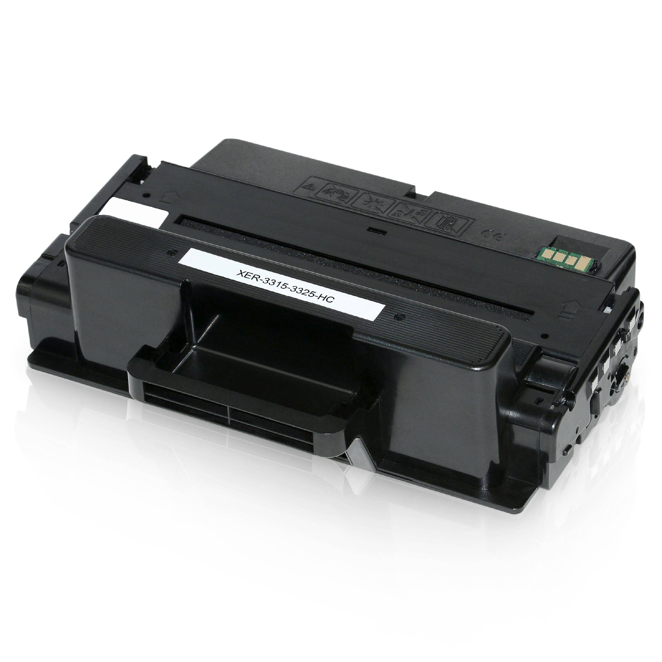 Xerox Cartouche de Toner pour Xerox 106R02311 noir compatible (de marque ASC)