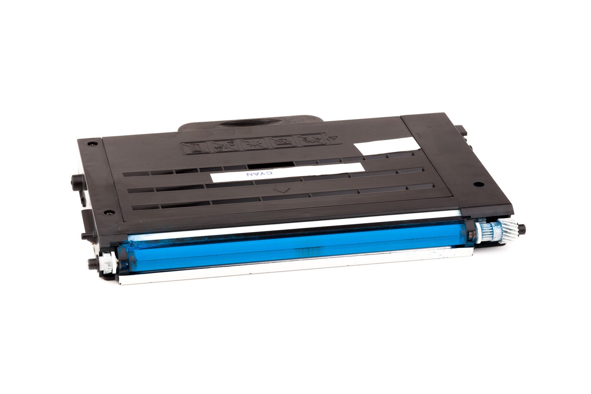 Xerox Cartouche de Toner pour Xerox 106R00680 cyan compatible (de marque ASC)