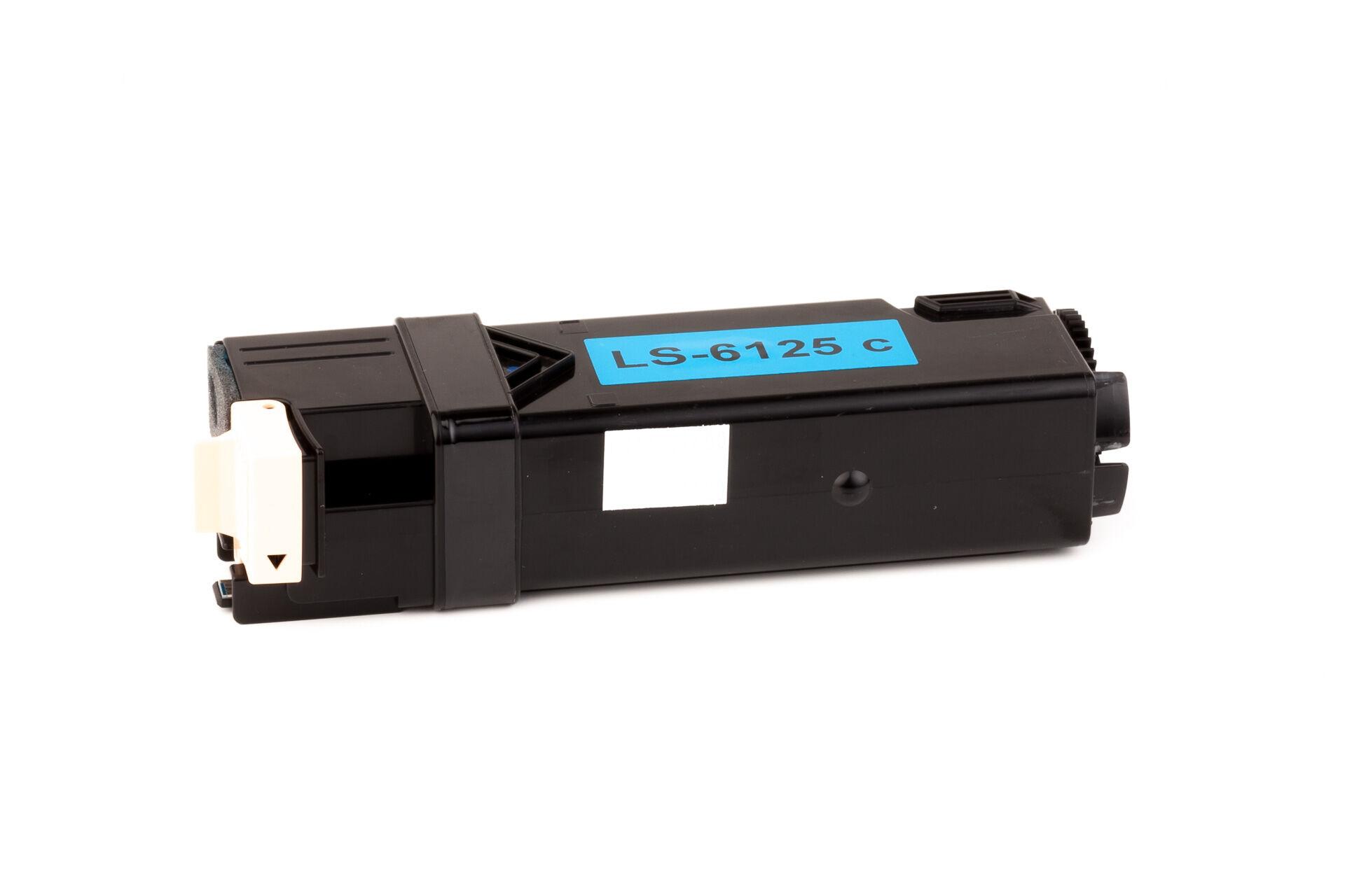 Xerox Cartouche de Toner pour Xerox 106R01331 cyan compatible (de marque ASC)