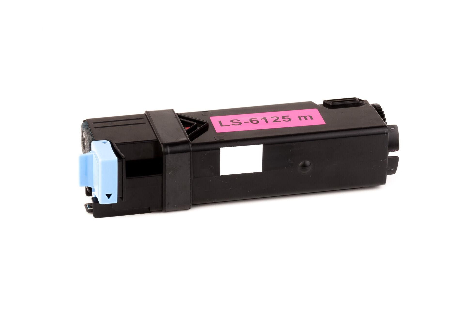 Xerox Cartouche de Toner pour Xerox 106R01332 magenta compatible (de marque ASC)