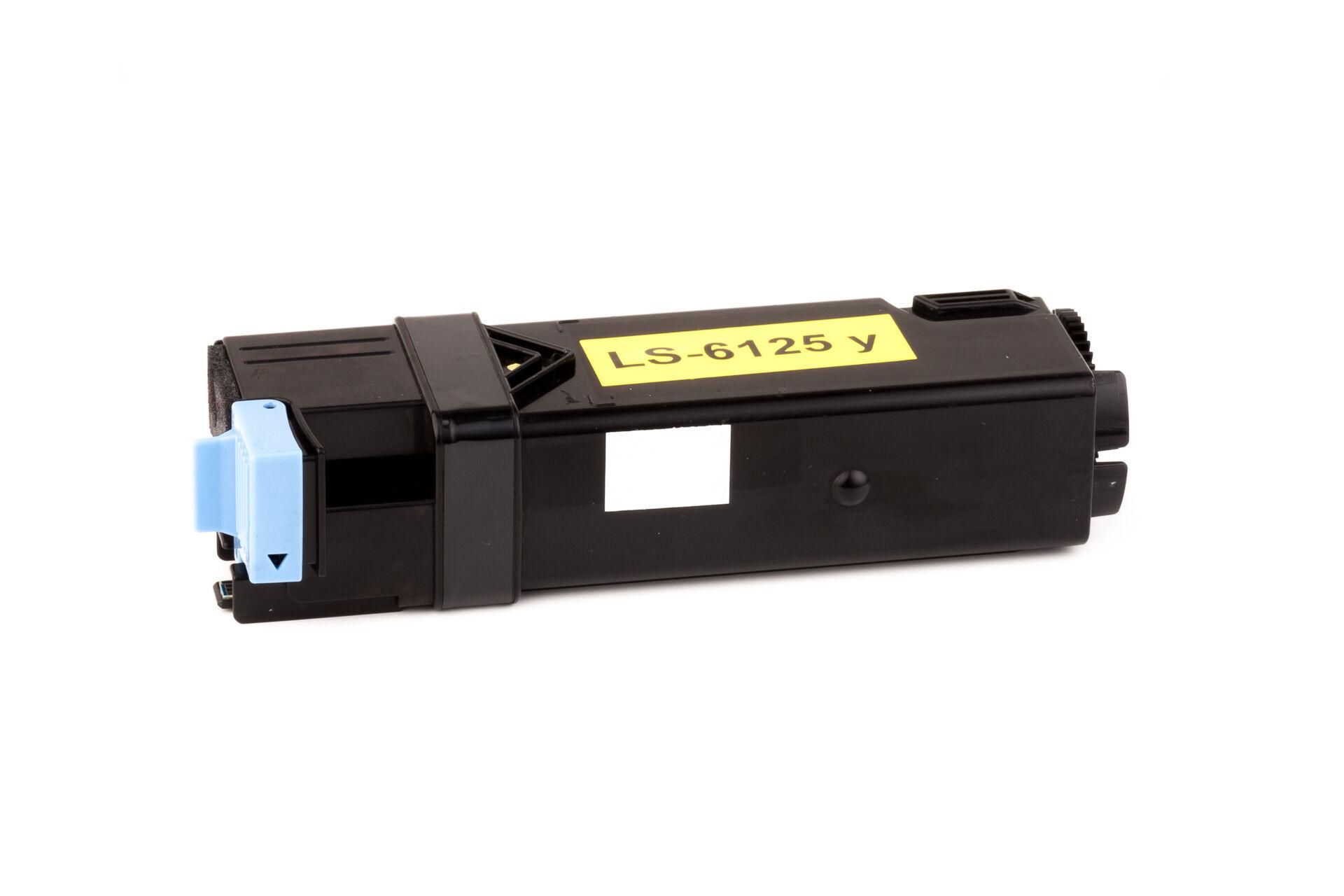 Xerox Cartouche de Toner pour Xerox 106R01333 jaune compatible (de marque ASC)