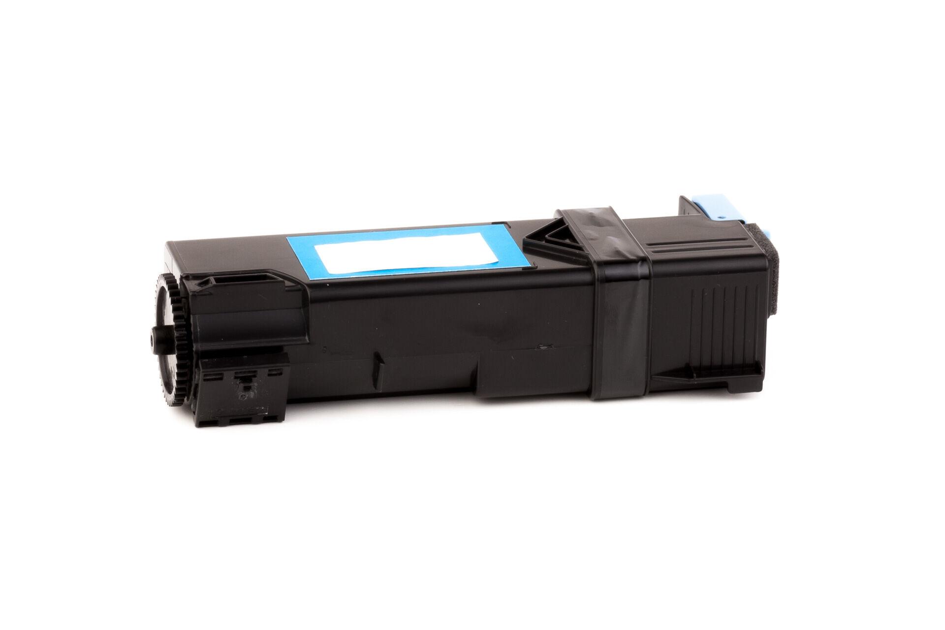 Xerox Cartouche de Toner pour Xerox 106R01477 cyan compatible (de marque ASC)