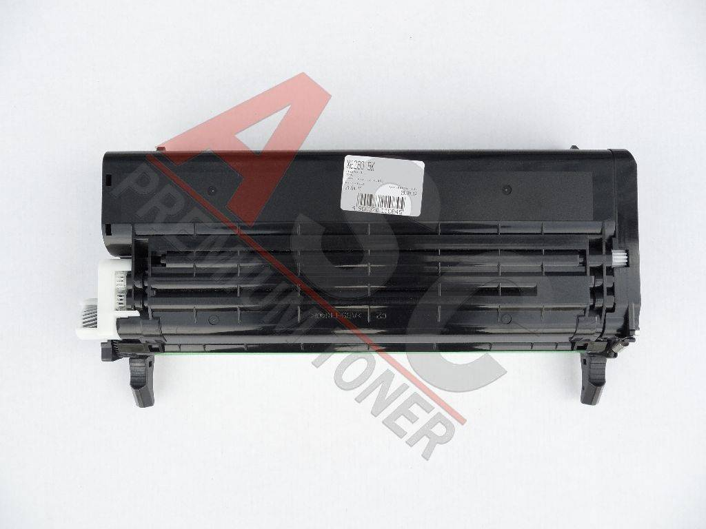 Xerox Cartouche de Toner pour Xerox 106R01395 noir compatible (de marque ASC)