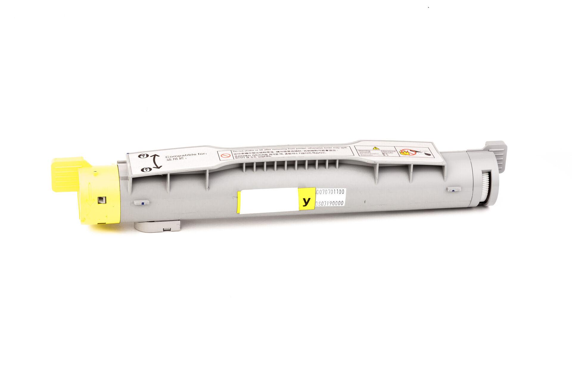 Xerox Cartouche de Toner pour Xerox 106R01084 jaune compatible (de marque ASC)