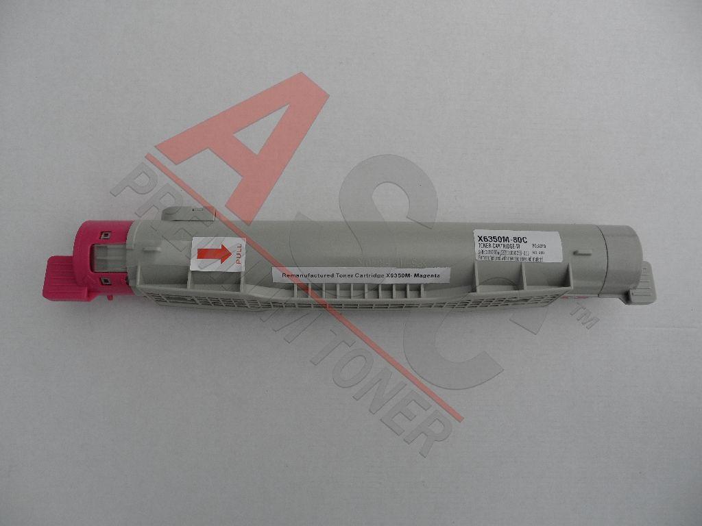 Xerox Cartouche de Toner pour Xerox 106R01145 magenta compatible (de marque ASC)