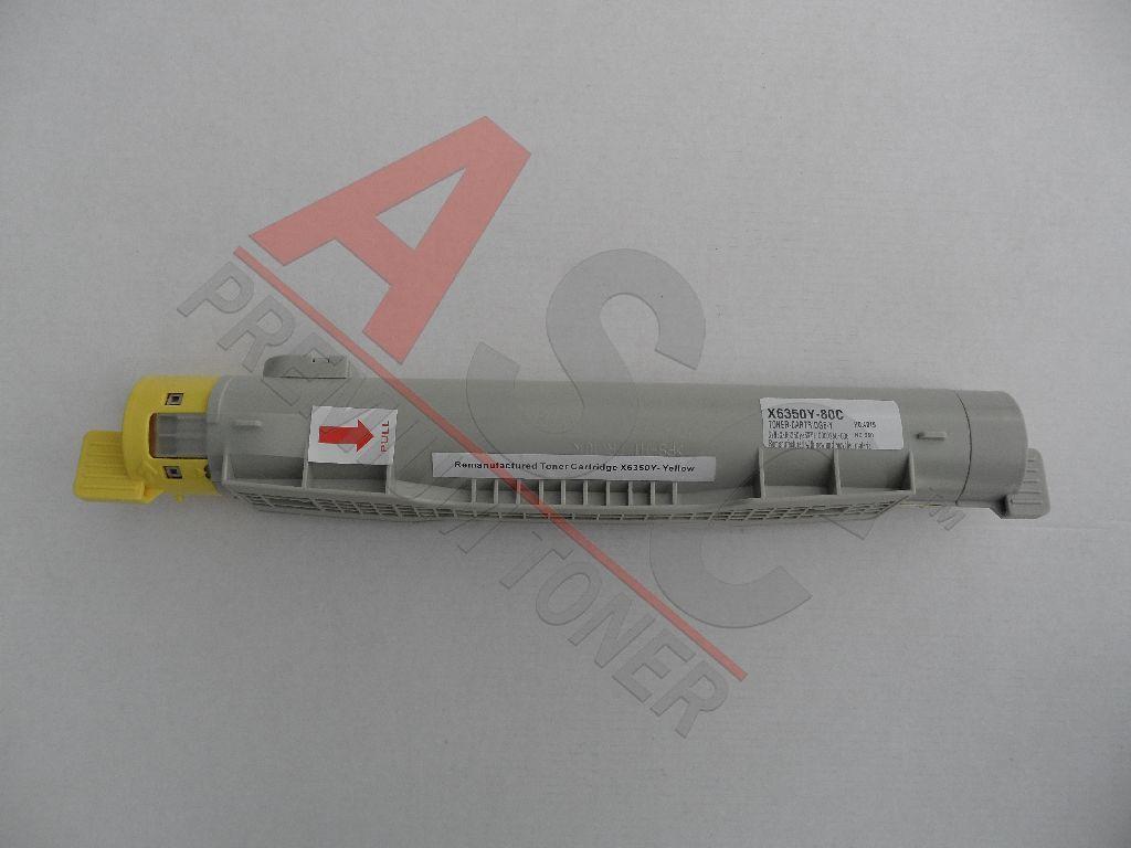 Xerox Cartouche de Toner pour Xerox 106R01146 jaune compatible (de marque ASC)