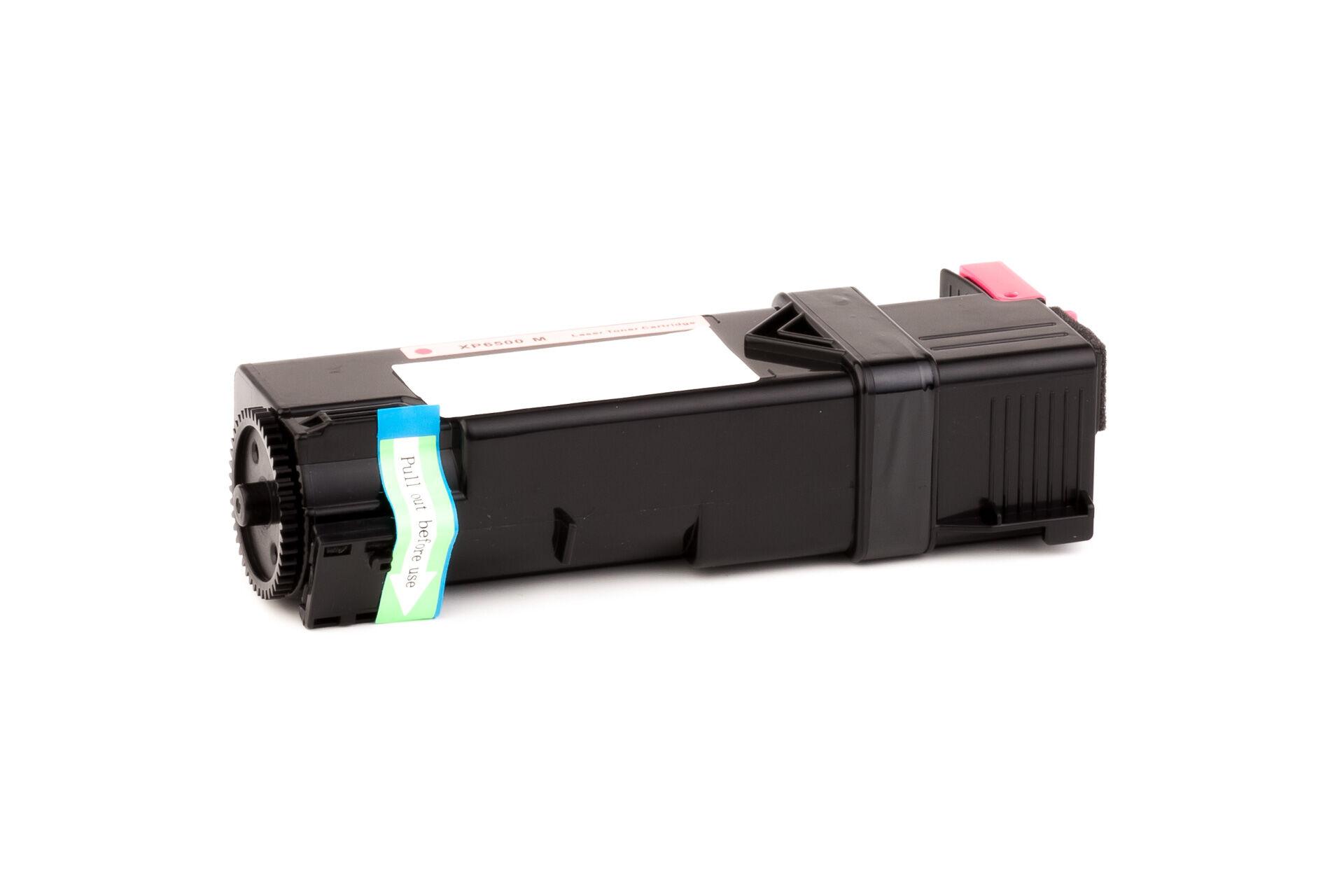 Xerox Cartouche de Toner pour Xerox 106R01595 magenta compatible (de marque ASC)
