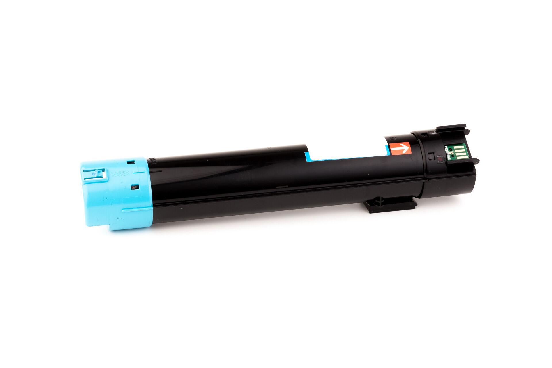 Xerox Cartouche de Toner pour Xerox 106R01507 cyan compatible (de marque ASC)