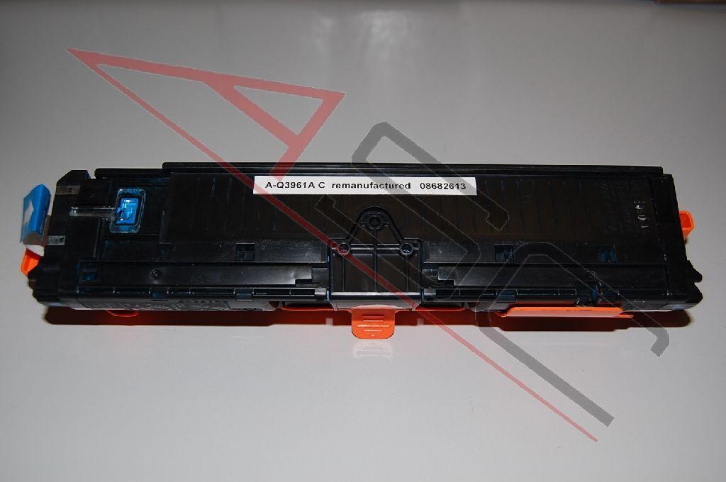 HP Cartouche de Toner pour HP C9701A / 121A cyan compatible (de marque ASC)