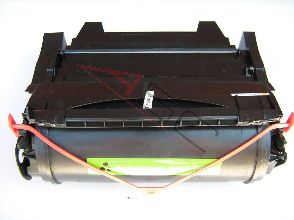 IBM Cartouche de Toner pour IBM 75P6961 noir compatible (de marque ASC)
