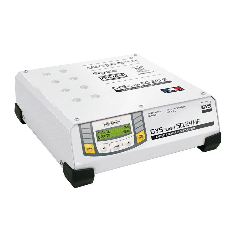 Gys Chargeur de batterie Gysflash 50.24 HF