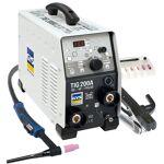 gys  Gys Poste à souder TIG 200 DC HF FV avec accessoires Ce poste à souder... par LeGuide.com Publicité