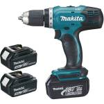 makita  Makita Perceuse visseuse 18 V Li-Ion 3 Ah Ø 13 mm (3 batteries)... par LeGuide.com Publicité