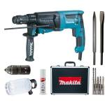 makita  Makita Perfo-burineur SDS-Plus 720 W 23 mm Perfo-burineur SDS-Plus... par LeGuide.com Publicité