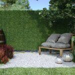 Jarolift Haie artificielle, 1,5 x 3 m (HxL) Jardin en mode relax La belle... par LeGuide.com Publicité