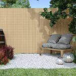 Jarolift Canisse en PVC Premium, largeur des lamelles 17 mm, Bambou, 1,4... par LeGuide.com Publicité