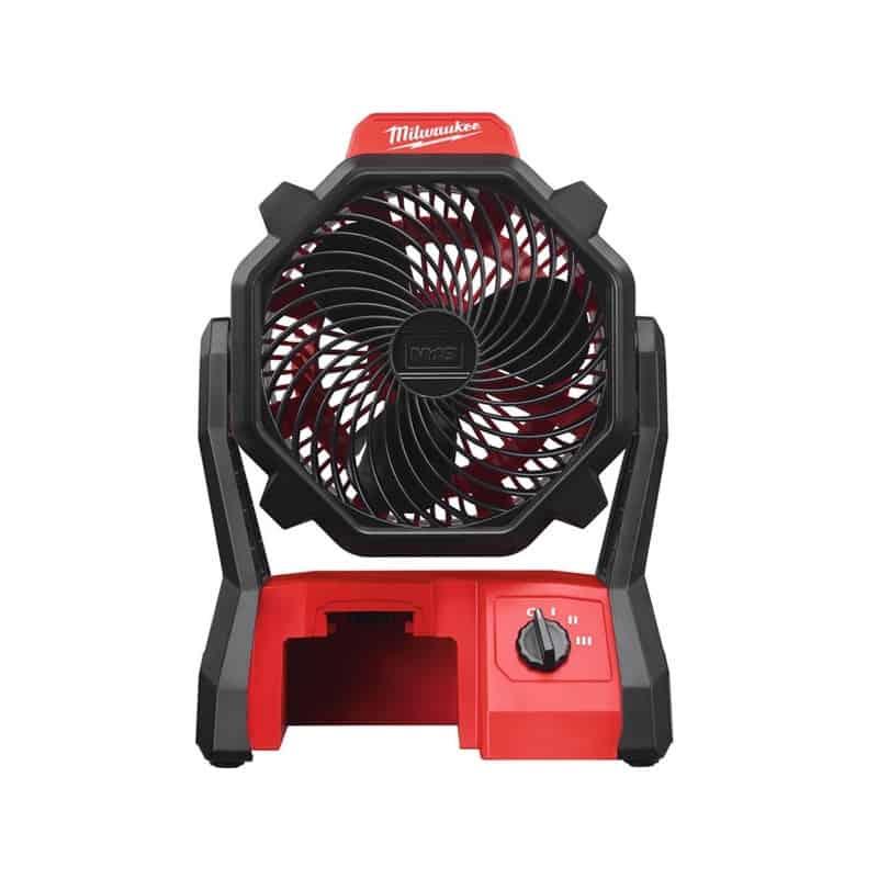 MILWAUKEE Ventilateur chantier bat/secteur M18 AF-0 - 4933451022 solo