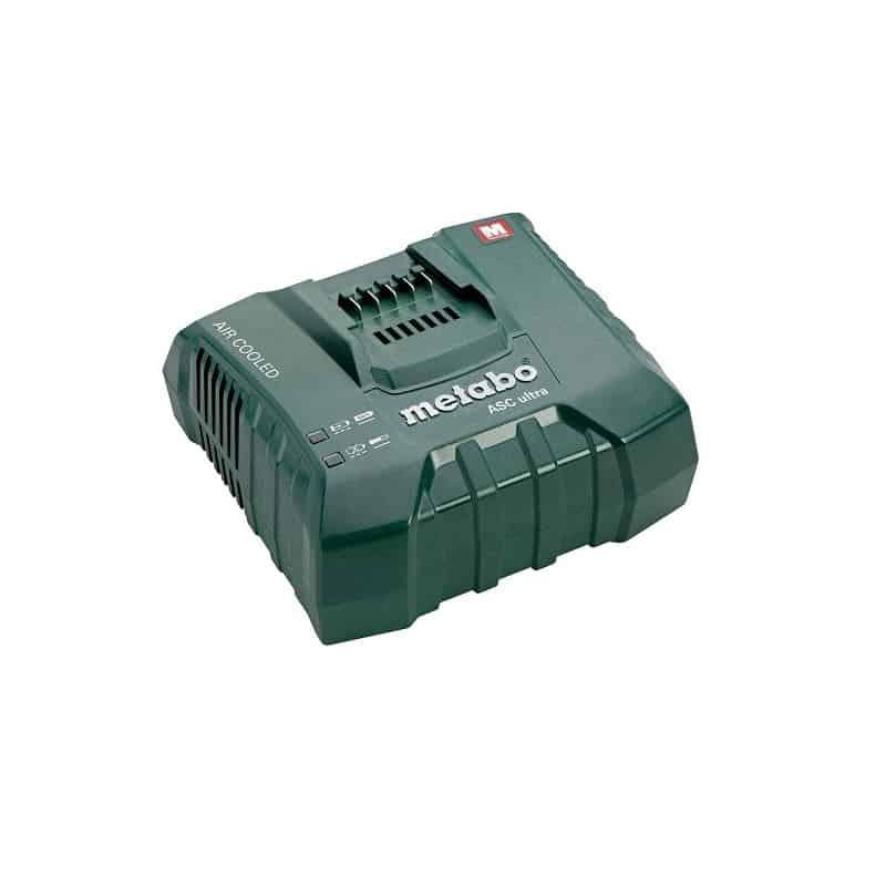 METABO Chargeur rapide Li-Power 14.4 à 36V ASC Ultra - 627265000