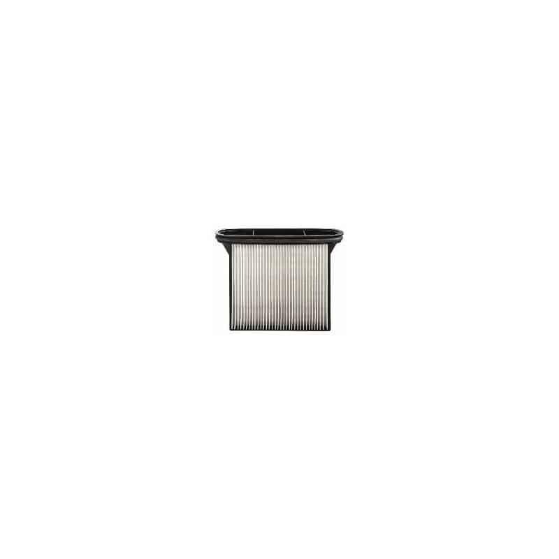 BOSCH Filtre aspiration eau à plis en polyester réf.2607432017