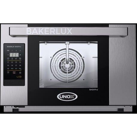 UNOX Four pâtisserie professionnel - 3 niveaux 460x330 - Bakerlux Stefania Led - Unox
