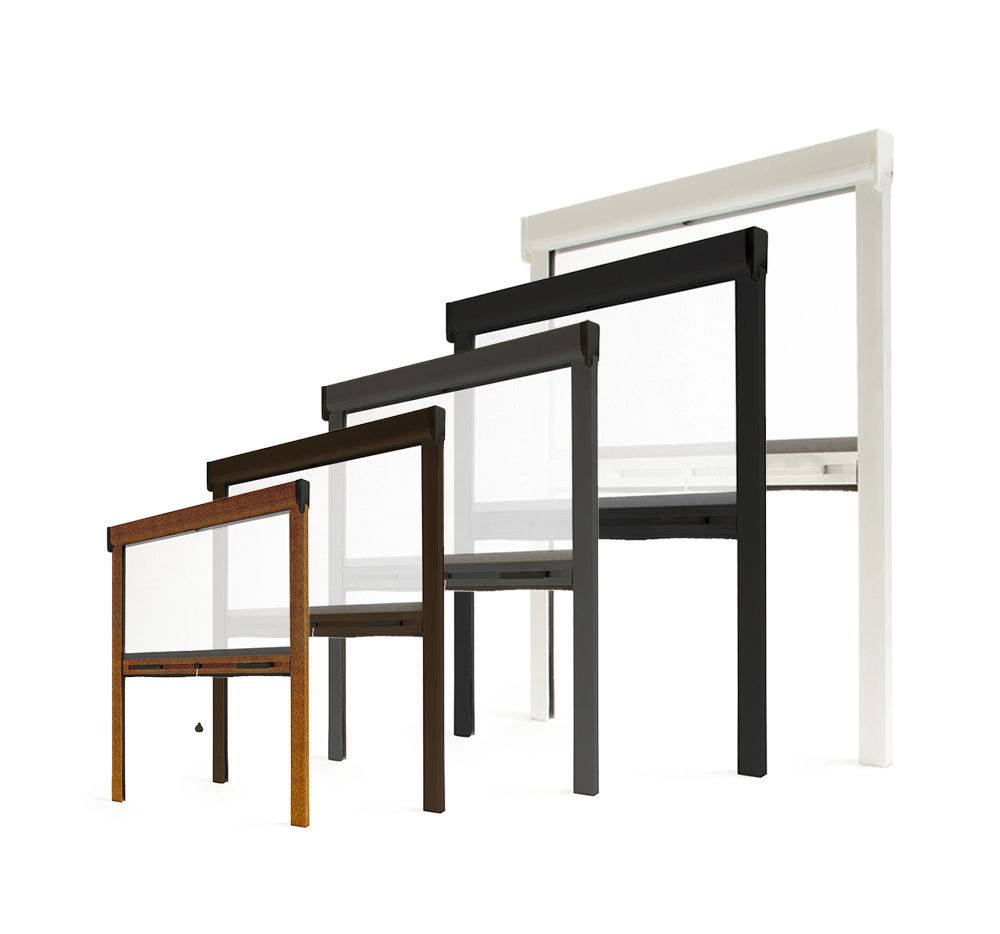 AVOSDIM Store moustiquaire fenêtre & porte alu - Luxe