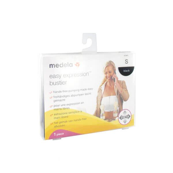 Medela Easy expression bustier noir taille S