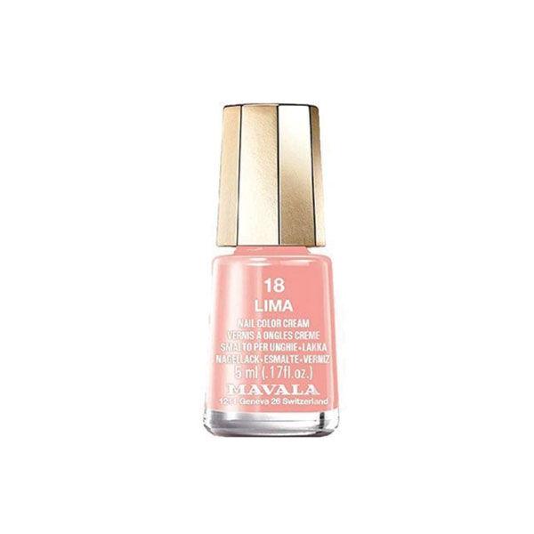 Mavala Mini color vernis à ongles crème 18 Lima 5ml