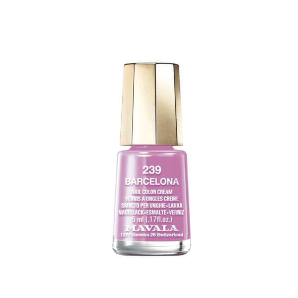 Mavala Mini color vernis à ongles crème 239 Barcelona 5ml