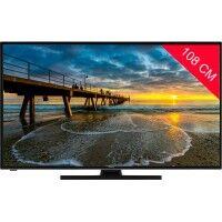 Hitachi TV LED 4K 108 cm HITACHI 43 HK 6100