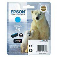 Epson Cartouche d'encre EPSON T2612 cyan