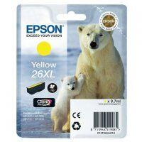 Epson Cartouche d'encre EPSON T2634 jaune XL