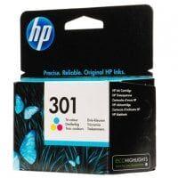 HP Cartouche d'encre HP HP301 pack couleurs