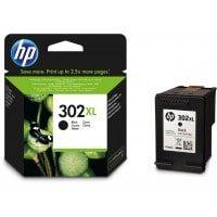 HP Cartouche d'encre HP HP 302 XL noir