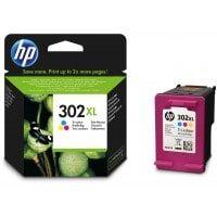 HP Cartouche d'encre HP HP 302 XL couleurs