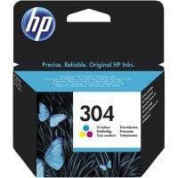 HP Cartouche d'encre HP HP304 couleurs