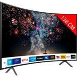 samsung  Samsung TV LED 4K incurvé 138 cm SAMSUNG UE 55 RU 7305 Téléviseur... par LeGuide.com Publicité