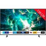 samsung  Samsung TV LED 4K 138 cm SAMSUNG UE55RU8005 - Mode Gaming - Smart... par LeGuide.com Publicité