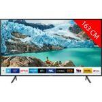 samsung  Samsung TV LED 4K 163 cm SAMSUNG UE65RU7105 Téléviseur LED 4K... par LeGuide.com Publicité