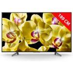 sony  Sony TV LED 4K 189 cm SONY KD75XG8096BAEP Téléviseur LED Ultra HD... par LeGuide.com Publicité
