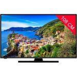 hitachi  Hitachi TV LED 4K 108 cm HITACHI 43HAK6150 Téléviseur Ultra HD... par LeGuide.com Publicité