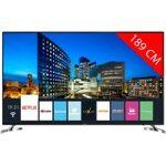 grundig  Grundig TV LED 4K 189 cm GRUNDIG 75VLX7860 TV Vision 7 - 75 /189... par LeGuide.com Publicité