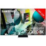 samsung  Samsung TV QLED 8K 189 cm SAMSUNG QE75Q950TSTXXC Téléviseur intelligent... par LeGuide.com Publicité