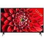 lg electronics  LG TV LED 4K 123 cm LG 49UN71006LB Téléviseur LED Ultra... par LeGuide.com Publicité