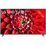 lg electronics  LG TV LED 4K 189 cm LG 75UN85006LA Téléviseur LED Ultra... par LeGuide.com Publicité