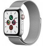 apple  Apple Montre connectée APPLE Watch Series 5 GPS + 4G 44mm Acier... par LeGuide.com Publicité