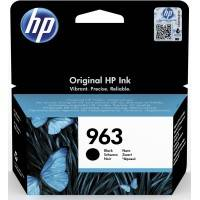 HP Cartouche d'encre HP Cartouche N963 HP Noire