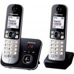 panasonic  Panasonic Téléphone sans fil PANASONIC KX-TG6822FRB 2 combinés... par LeGuide.com Publicité