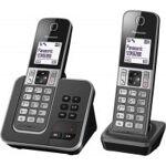 Panasonic KX-TGD322 Panasonic Téléphone sans fil PANASONIC KX-TGD322FRG... par LeGuide.com Publicité